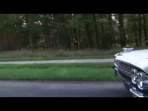 AUTO NA WESELE   KLASYK-ZABYTKOWE   KABRIOLET-CADILLAC 6 AUT MUSTANG - film 1