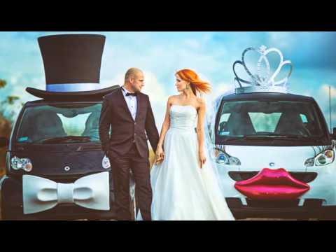 Auto na wesele - samochód do ślubu - SMART PARA !!  **2 w cenie 1** - film 1