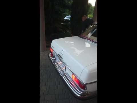 Mercedes W108 SE280 - Klasyk / Limuzyna - film 1