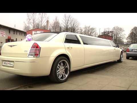 Luksusowe limuzyny , limuzyna  do ślubu - film 1
