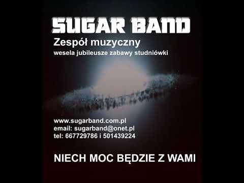 Grupa muzyczna zespół muzyczny na wesele SUGAR BAND orkiestra weselna - film 1