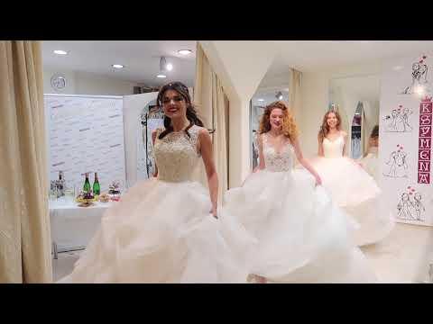 Centrum Mody Ślubnej Ksymena - SALON SZCZĘŚLIWYCH KOBIET - film 1