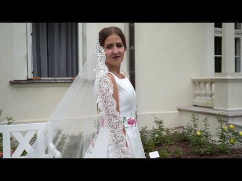 La Gracja-Salon Sukien Ślubnych - film 1