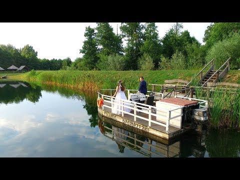 STWstudio, filmowy reportaż ślubny, dwóch operatorów filmowych, DRON - film 1
