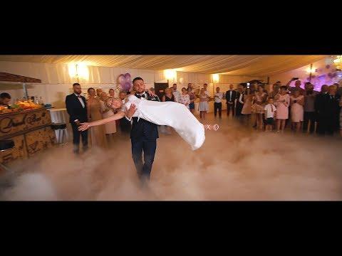 DJ Kris Cross na wesele SAX KONFERANSJER CIĘŻKI DYM DEKORACJA ŚWIATŁEM - film 1