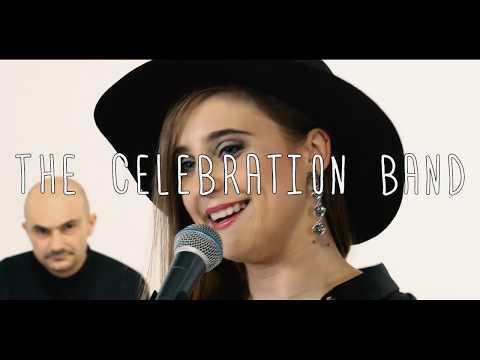 The Celebration Band - 100% live band! - film 1
