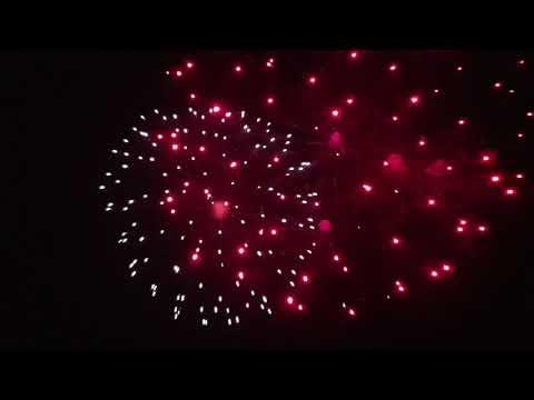 Pokaz sztucznych ogni Pokazy Fajerwerków Fajerwerki na Wesele - film 1