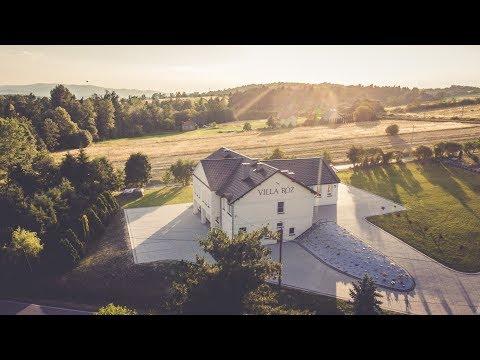 Villa Róż Zakrzów - film 1