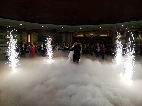 Dekoracje Światłem, Ciężki Dym, Mąz i Żona ,Love,Kocham,Miłość, Gobo - film 1