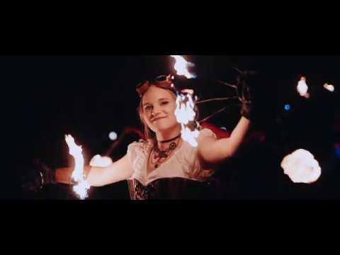 Zaczarowane pokazy ognia/taniec z ogniem/fireshow Teatr Ognia Infernal - film 1