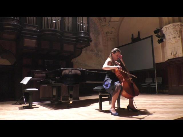 Wiolonczela - oprawa muzyczna uroczystości ślubnych i okoliczościowych - film 1