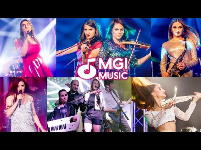 MGI Music - 200 OPINII, saksofon, skrzypce, perkusja ... - film 1