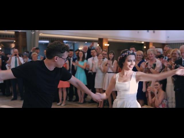 Szkoła Tańca Dream Dance - Pierwszy Taniec, Kursy Tańca Użytkowego - film 1