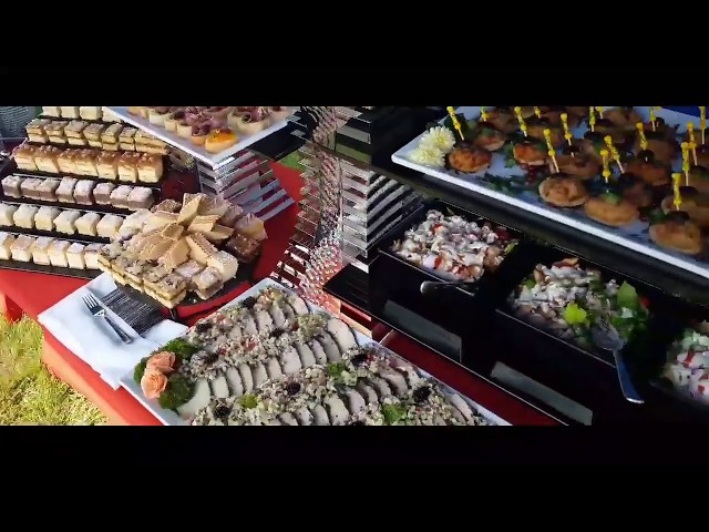 Catering Blue - catering na wesela - film 1