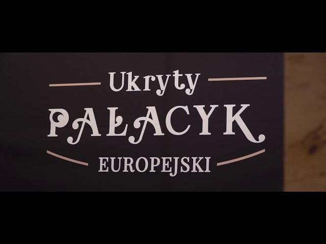 Ukryty Pałac Europejski / Hotel Europejski*** - film 1
